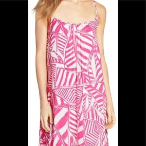 Lilly Pulitzer Capri Pink Daphne Dress size med